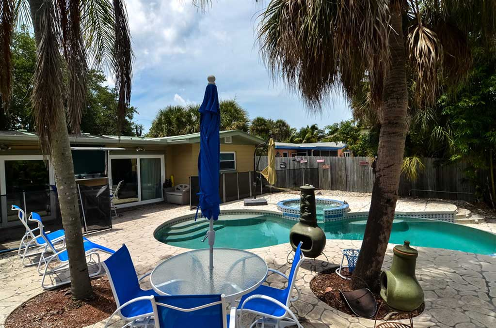 Siesta Key Beachfront Vacation Rental Homes